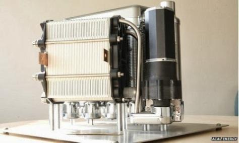 Desarrollan pilas de hidrógeno más baratas