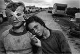 Gypsy Camp, Barcelona, Spain 1987