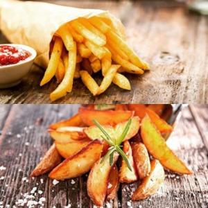 Lo sentimos si eres una persona adicta a las patatas fritas (congeladas) porque muchas veces éstas se fríen en la fábrica con sebo de vaca y no solo con aceite vegetal como asegura su etiqueta. (Foto: Instagram / @enterprisefoods).