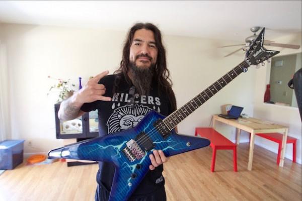 Robb-Flynn-Dimebag-Guitar-e1464539454119