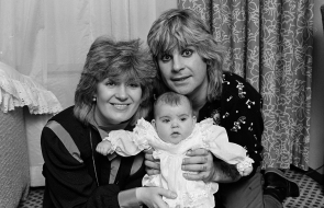 UNITED STATES - JANUARY 01: Sharon, Aimee and Ozzy Osbourne (Photo by The LIFE Picture Collection/Getty Images)