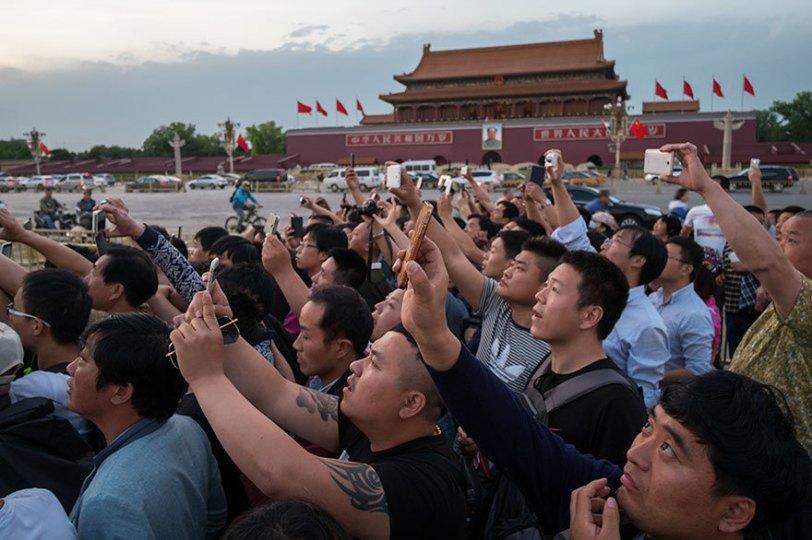 Mausoleo de Mao, Beijing, China