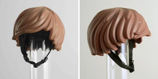 casco-bicicleta-forma-peluca-lego-1-660x550