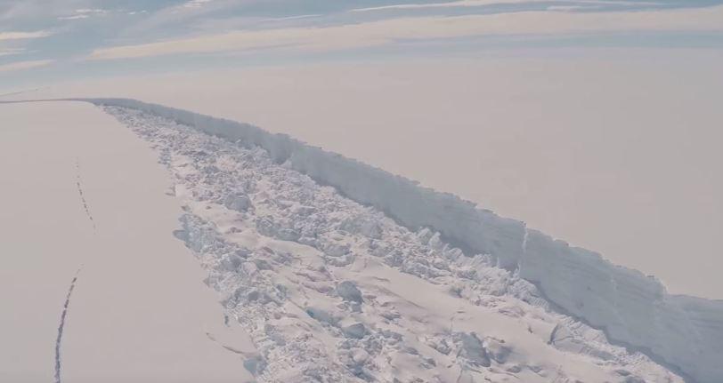 iceberg-antártica